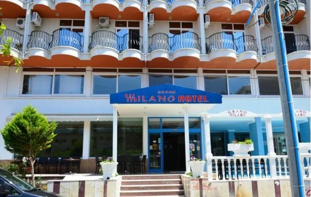 sarimsakli hotel milano