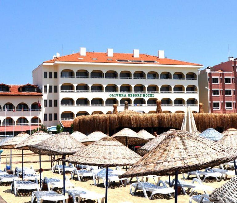 sarimsakli hotel olivera