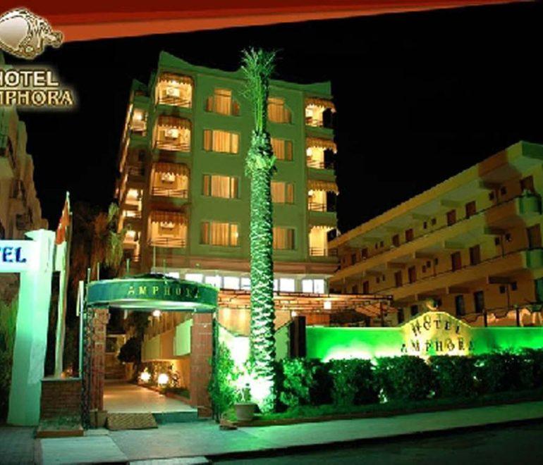 sarimsakli hotel amphora